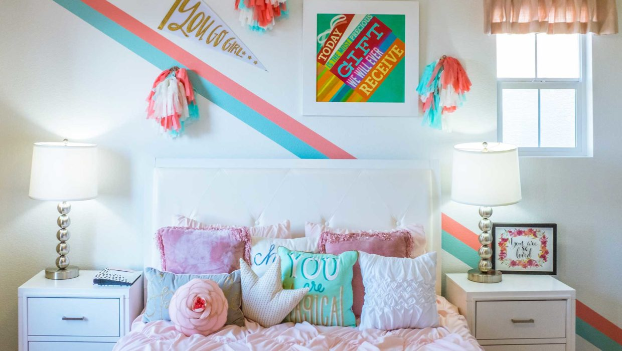 Tips for Creating a Kid's Dream Room