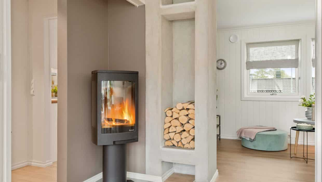 Upgrade Your Kitchen and Bathroom Designs with an Electric Fireplace