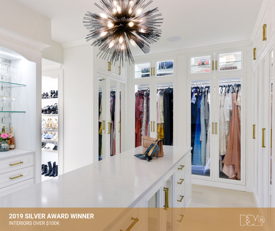 DDA Canada | 2019 Silver Award Winner – Student – Interiors over $100K