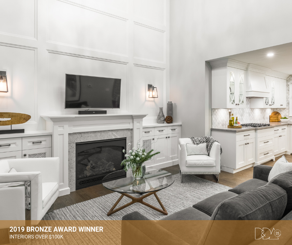 DDA Canada | 2019 Bronze Award Winner – Student – Interiors over $100K
