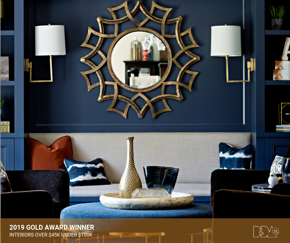 DDA Canada | 2019 Gold Award Winner – Student – Interiors over $45K Under $100K