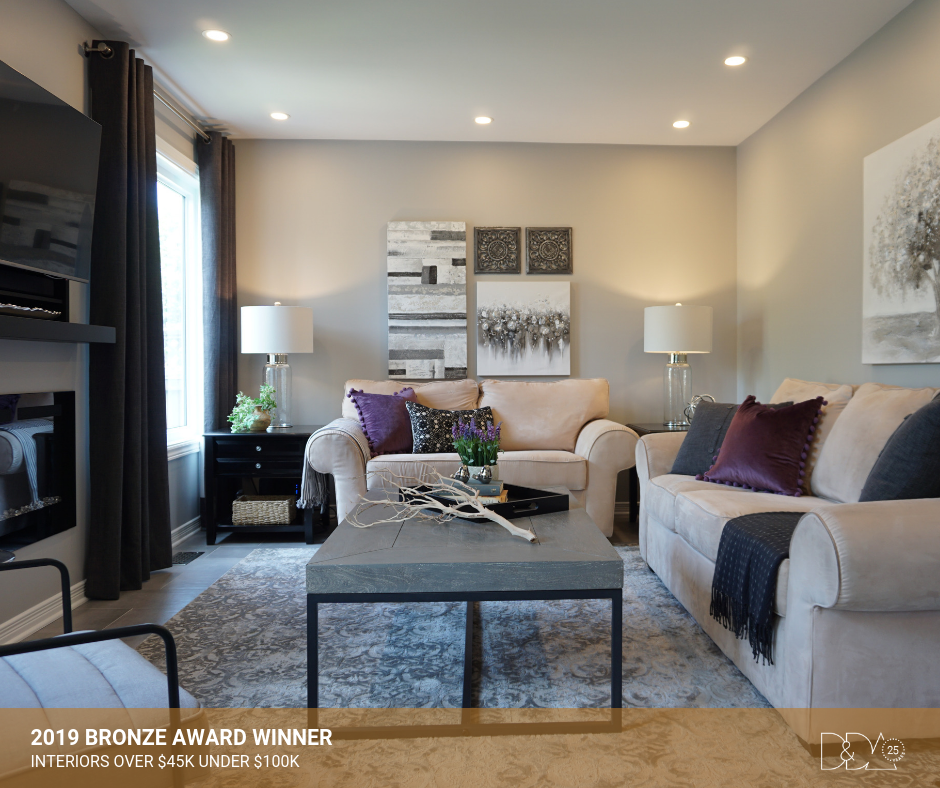 DDA Canada | 2019 Bronze Award Winner – Student – Interiors over $45K Under $100K