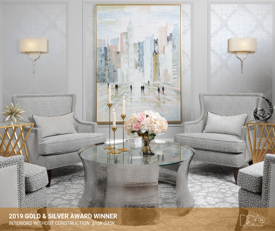 DDA Canada | 2019 Gold Award Winner – Student – Interiors Without Construction $10K-$45K