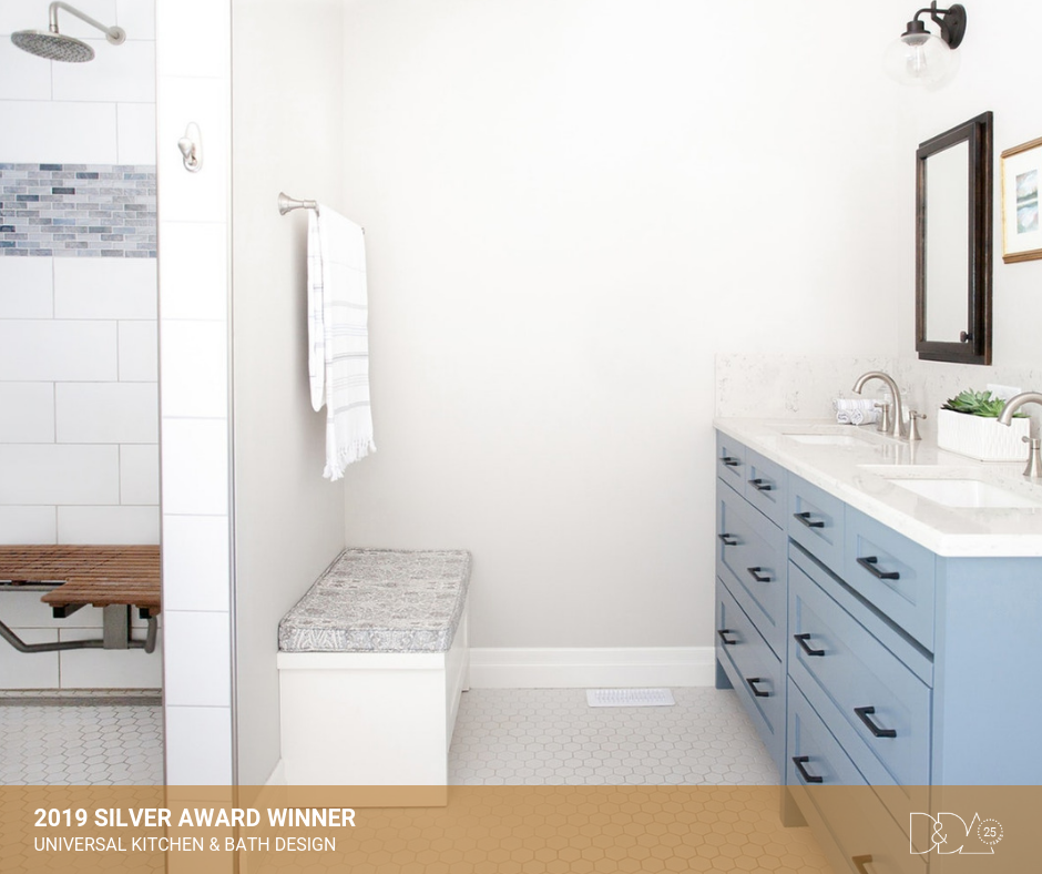 DDA Canada | 2019 Silver Award Winner – Student – Universal Kitchen & Bathroom Design