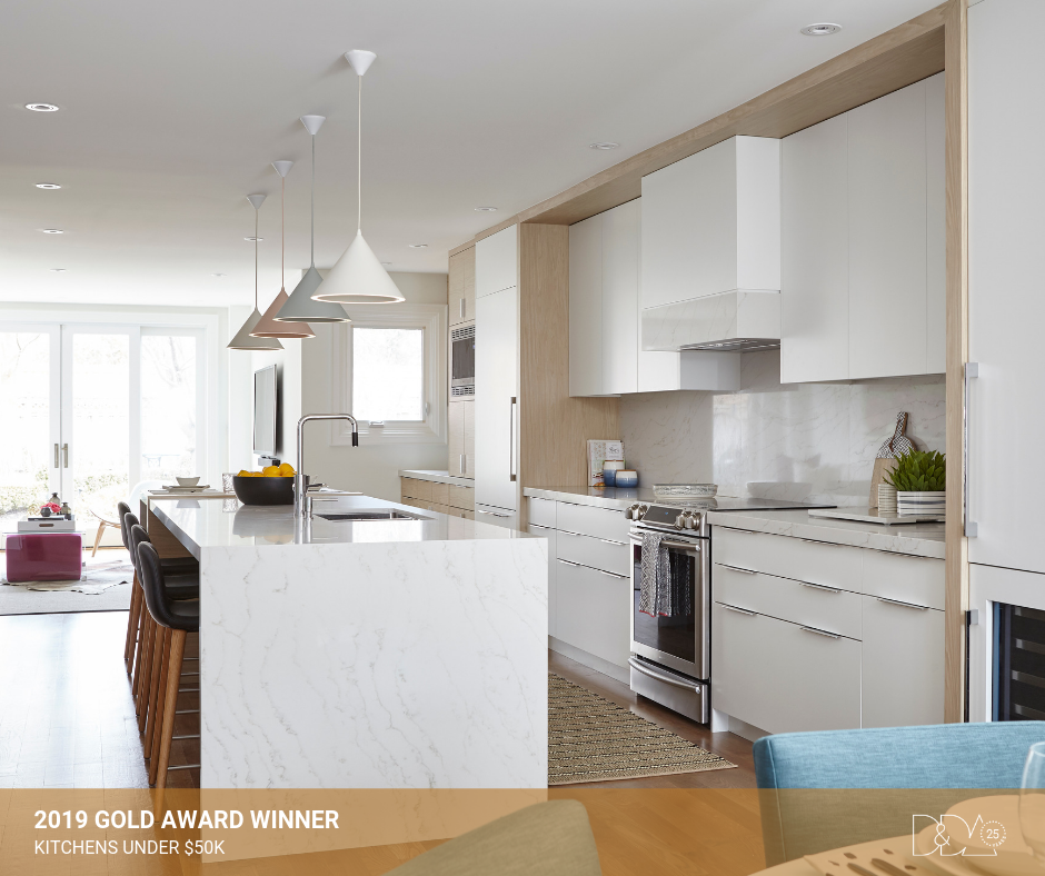DDA Canada | 2019 Gold Award Winner – Student – Kitchens Under $50K
