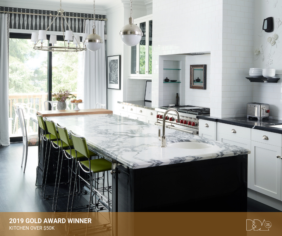 DDA Canada | 2019 Gold Award Winner – Student – Kitchen over $50K