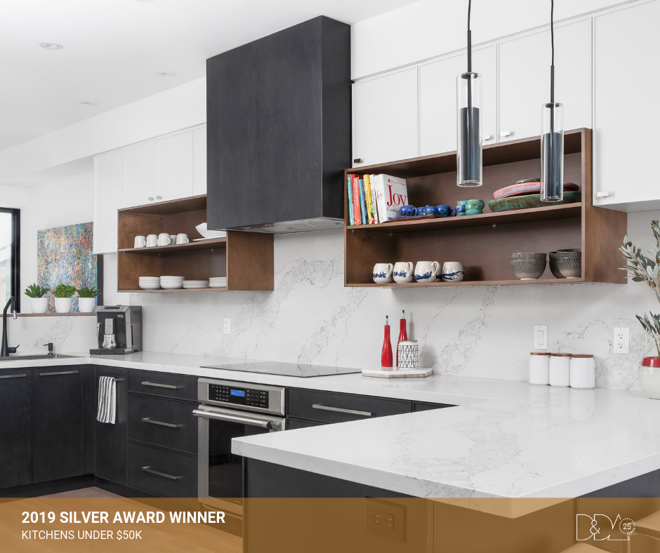DDA Canada | 2019 Silver Award Winner – Student – Kitchens Under $50K
