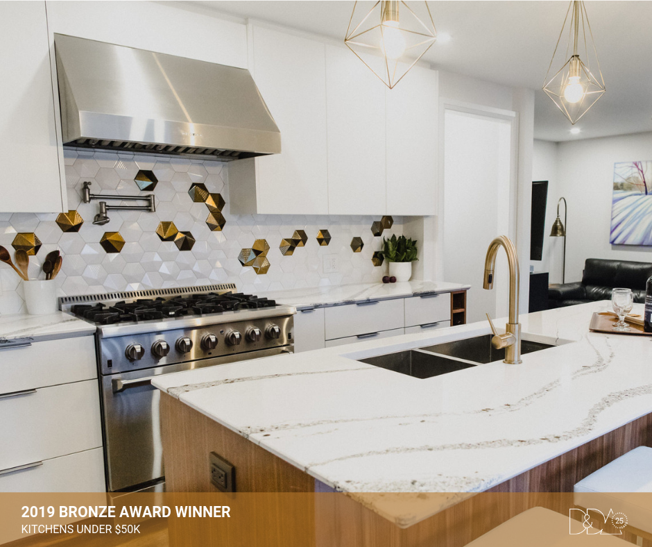 DDA Canada | 2019 Bronze Award Winner – Student – Kitchens Under $50K