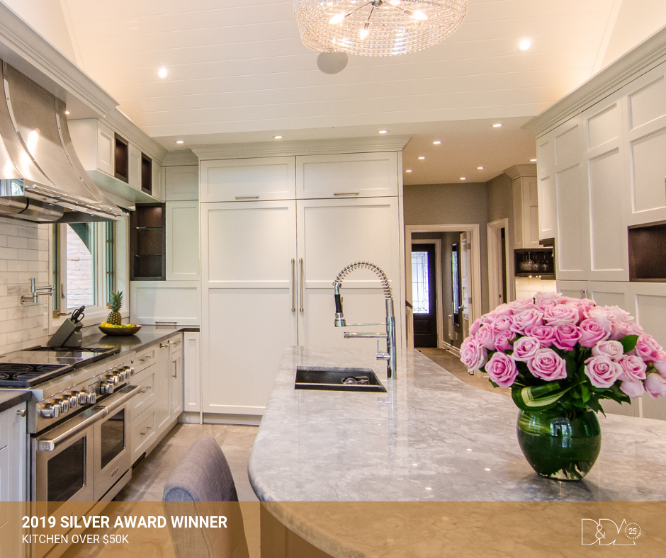 DDA Canada | 2019 Silver Award Winner – Student – Kitchen Over $500K