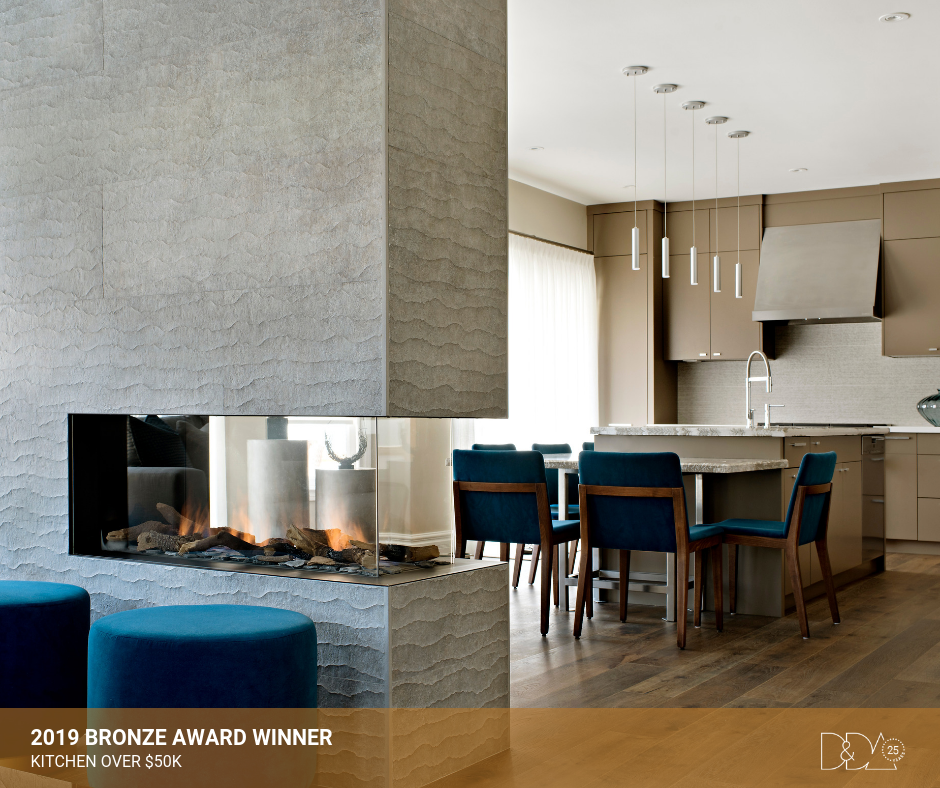 DDA Canada | 2019 Bronze Award Winner – Student – Kitchen over $50K