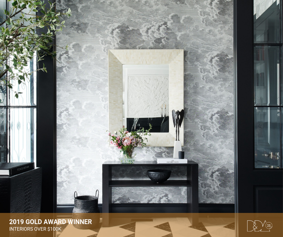 DDA Canada | 2019 Gold Award Winner – Student – Interiors over $100K