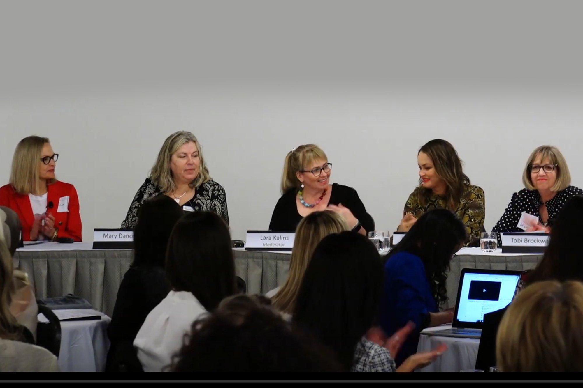 DDA Canada panel discusses running a successful design firm