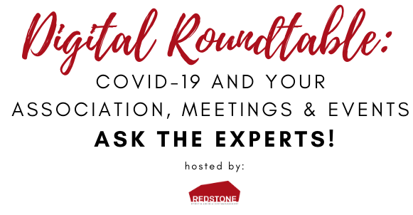 Digital Rountable: COVID-19 and your Association