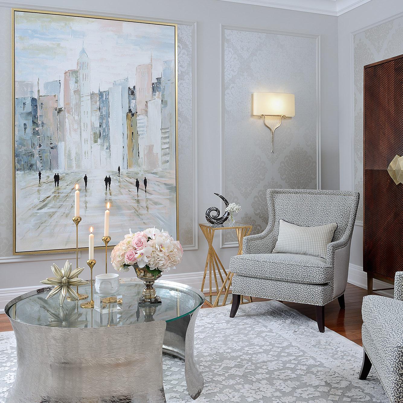 Gold—Interiors w/o Construction $10-45K, Marisa Lupo lumarinteriors.com/