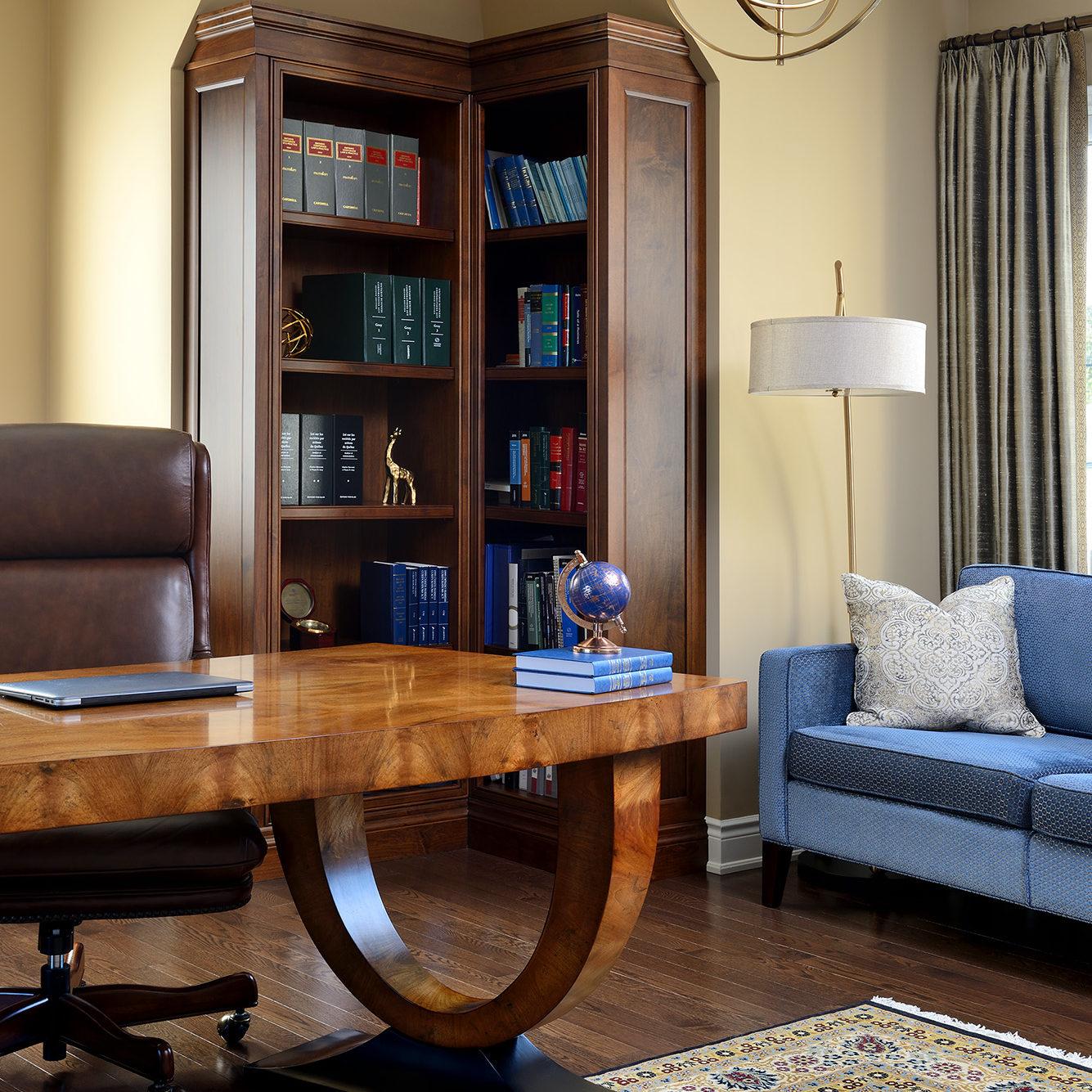 Silver—Interior Decorating 45K–100K, Marisa Lupo & Luisa Maringola lumarinteriors.com
