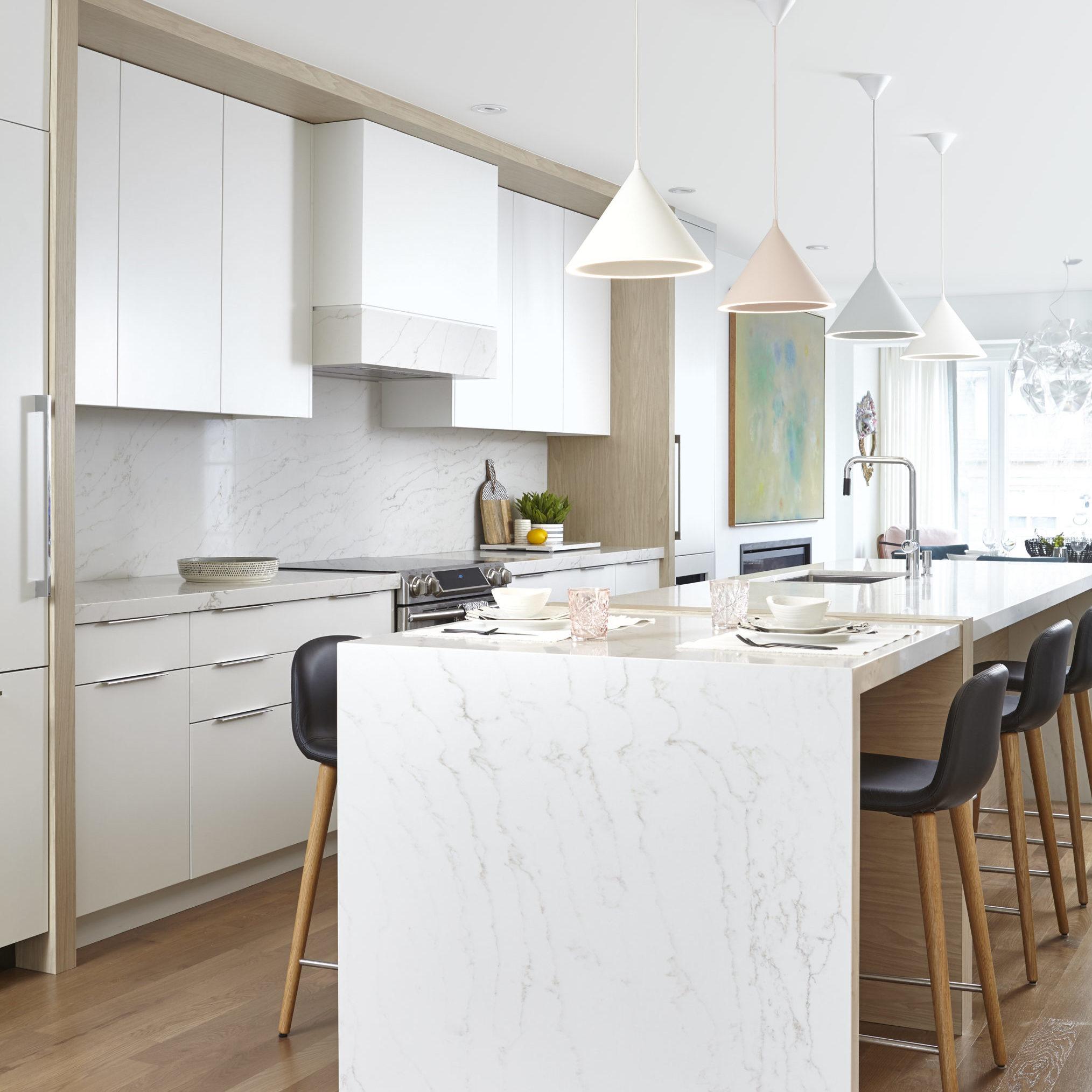 Gold—Kitchen Under $50K, Adolphina Karachok designtheory.ca