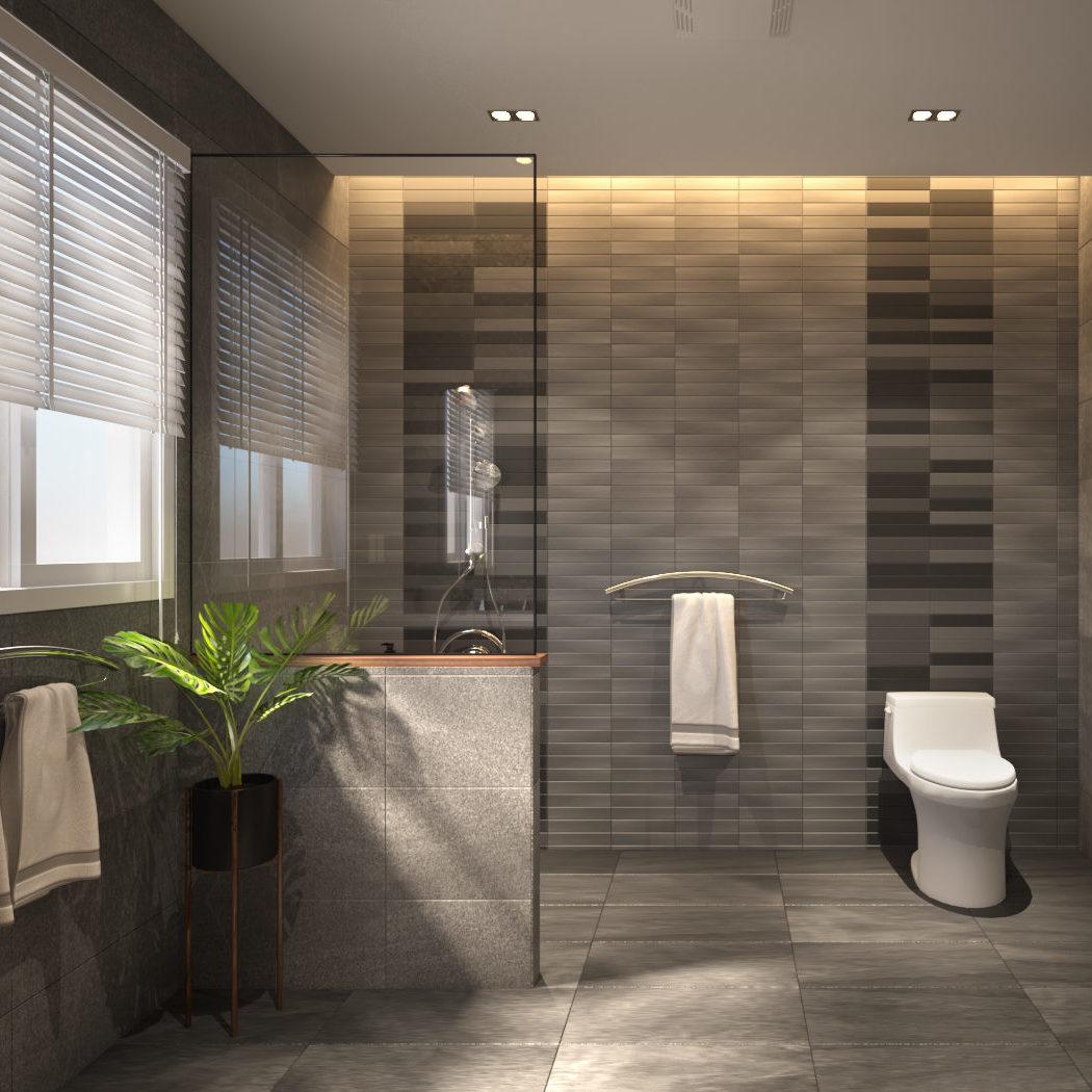 Gold—Student Universal Design Kitchen or Bath, Vivian Mai Thao