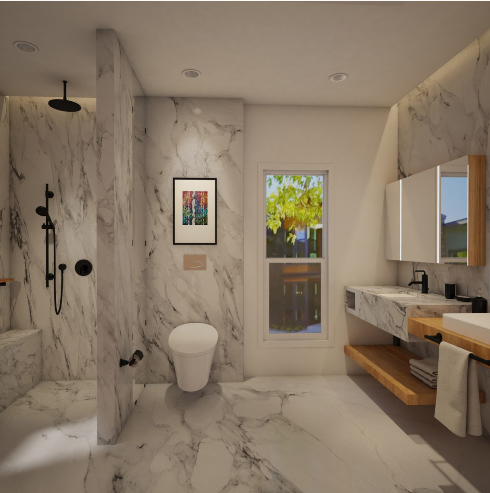 Bronze—Student Universal Design Kitchen or Bath, Pukar Risal