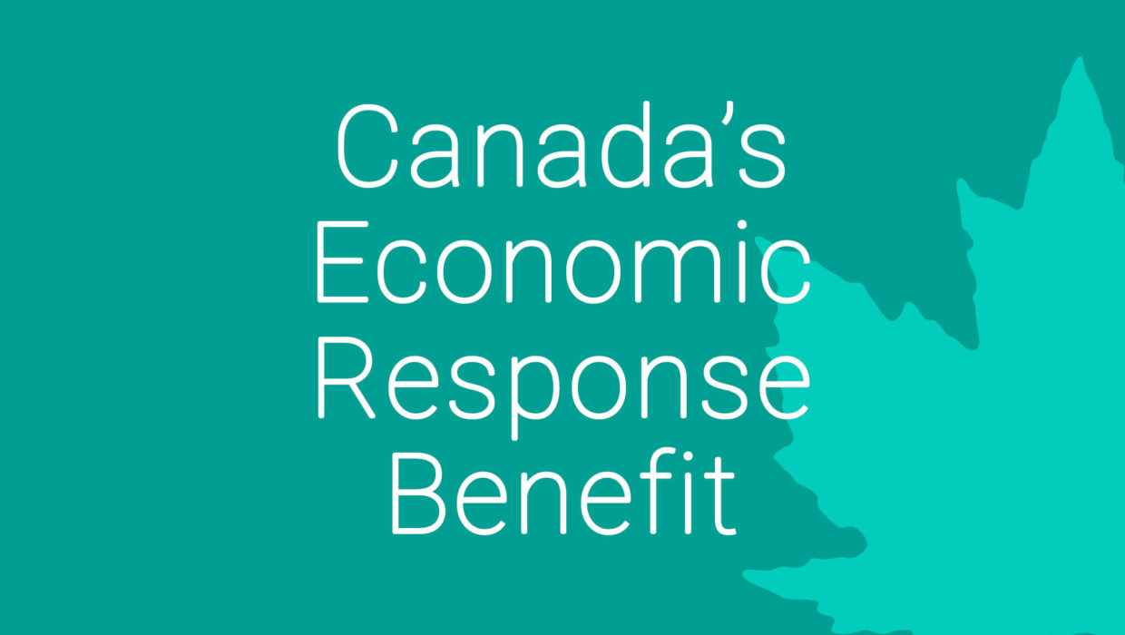Key Information About the Canada Emergency Response Benefit