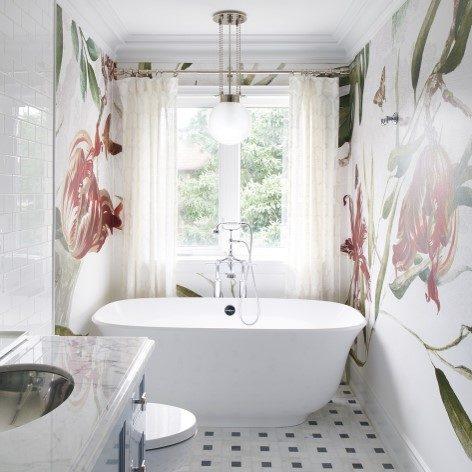 Silver—Bathrooms Over $30K, Svetlana Tryaskina esteedesign.com